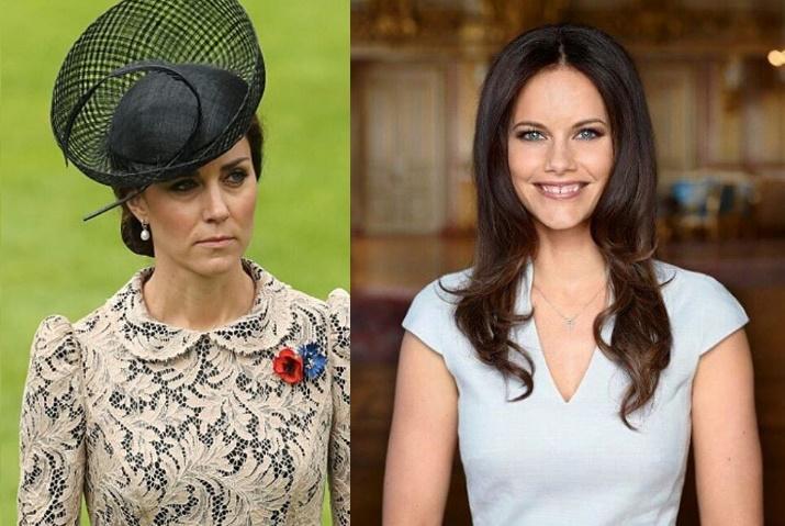 Sofia di Svezia copia ancora Kate Middleton: solo un caso?