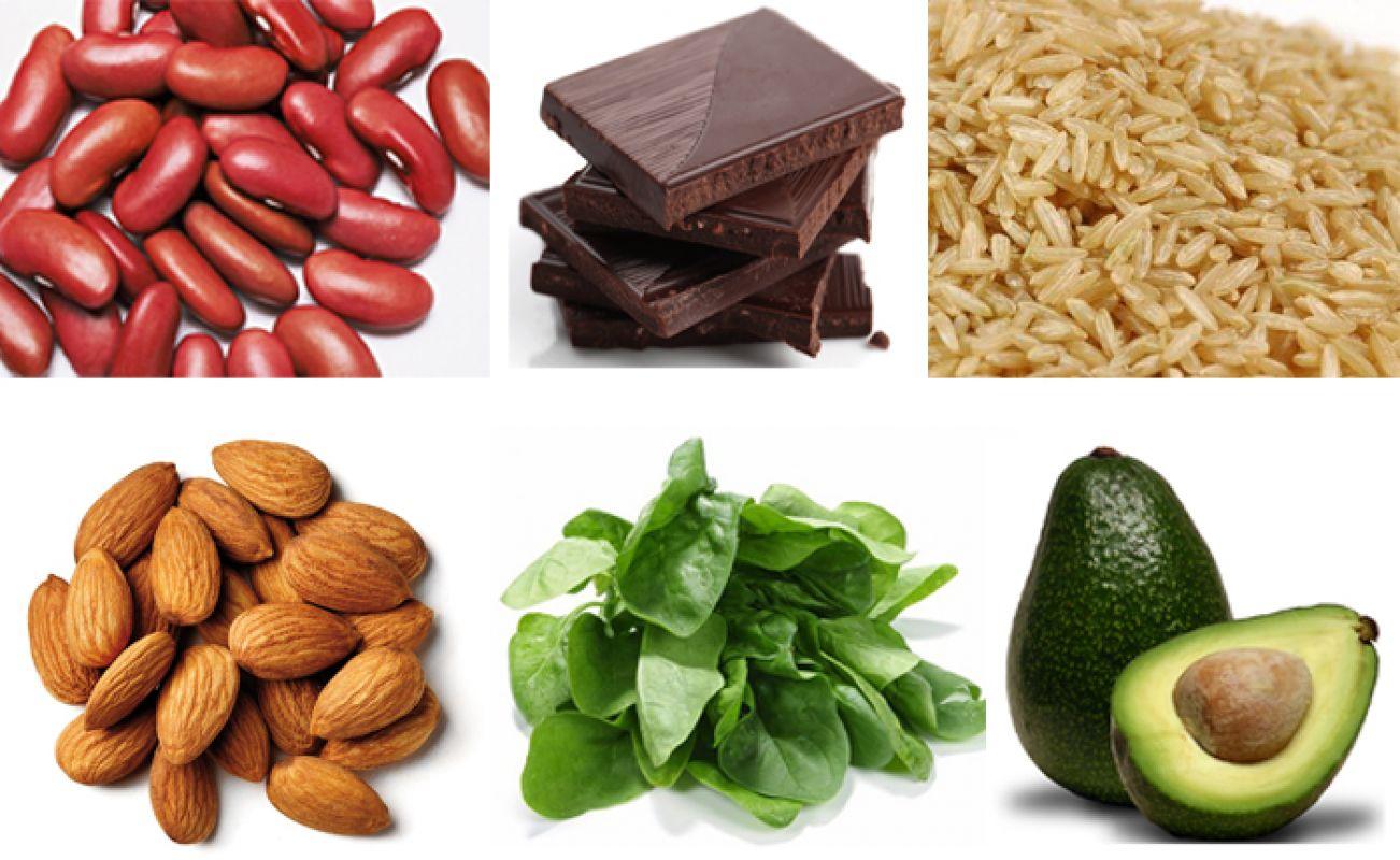 Dieta ricca di magnesio contro ictus, infarto e diabete