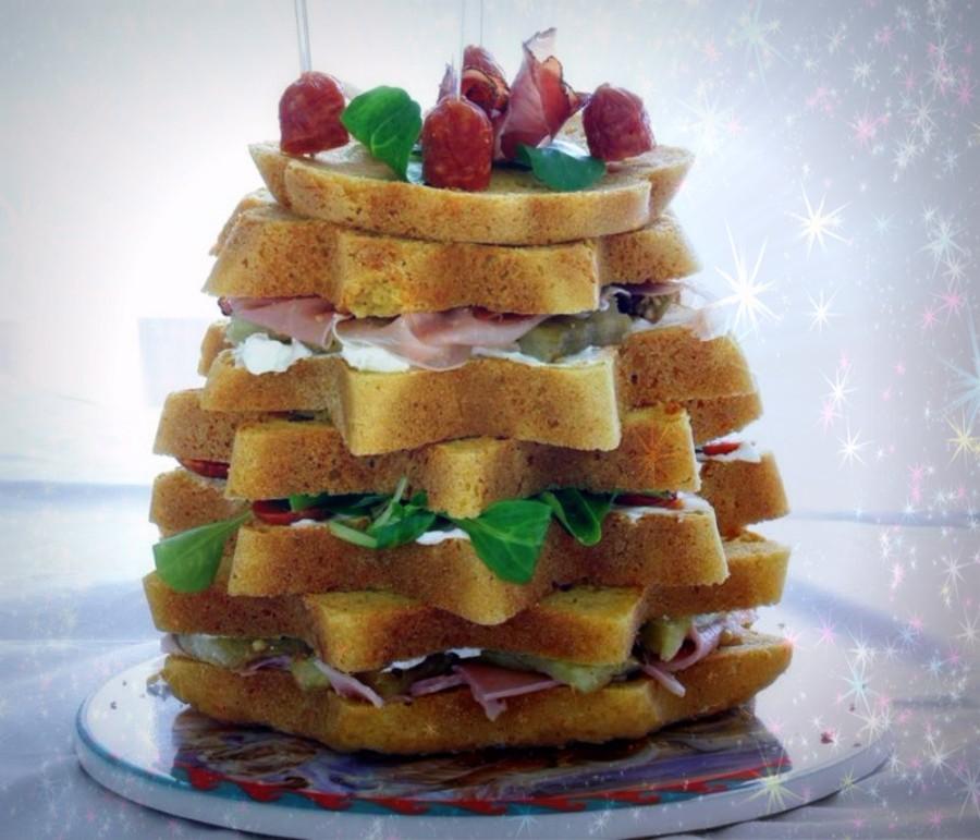 Speciale Natale: Pandoro Gastronomico senza glutine