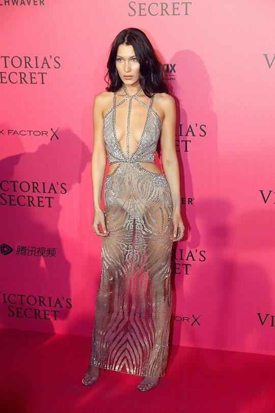 Bella Hadid: la dieta da fame della modella di Victoria's Secret