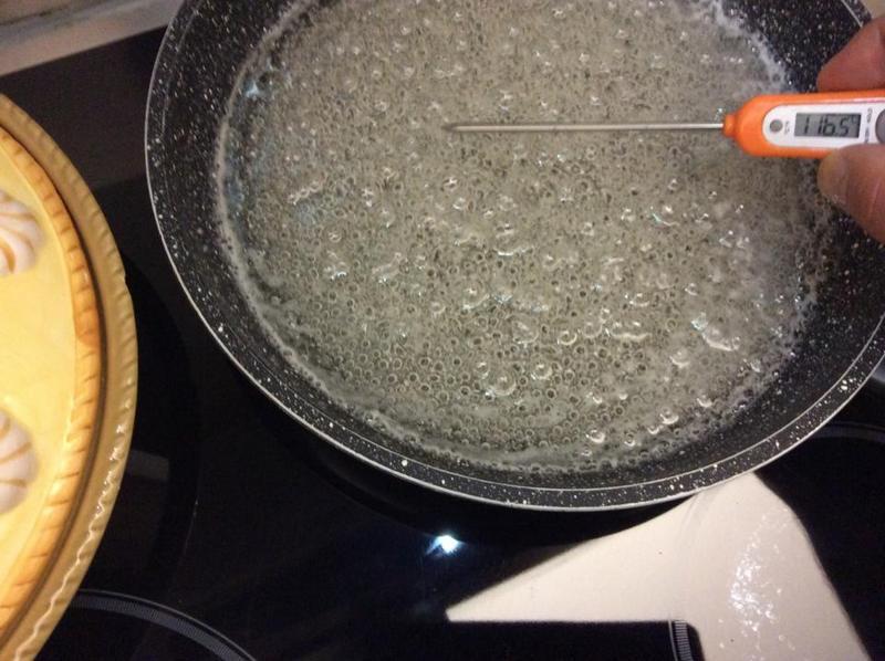 Zucchero Fondente fatto in casa