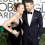 Golden Globe 2017 look: Blake Lively, Jessica Chastain, Jessica Biel