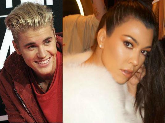 Justin Bieber e Kourtney Kardashian stanno insieme? LA VERITA'