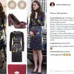 Kate Middleton impeccabile: tubino aderente e tacchi FOTO