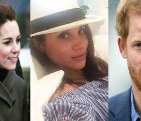 "Kate Middleton teme Meghan Markle? ""Sta cambiando Harry perché..."