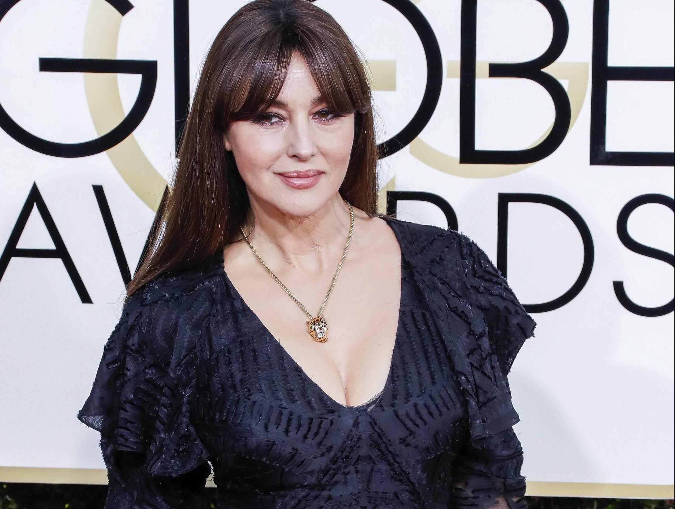 Monica Bellucci vince il premio Virna Lisi 2017