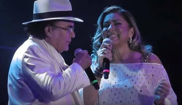 Romina Power e Al Bano: intesa al top sul palco quando... VIDEO