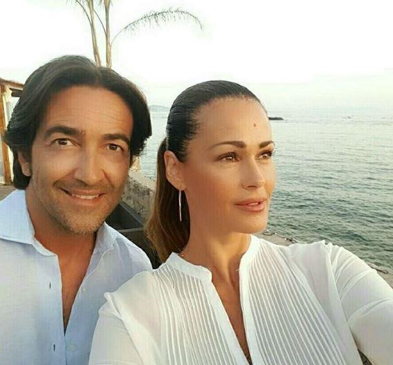 Samantha De Grenet, chi è il marito: Luca Barbato FOTO