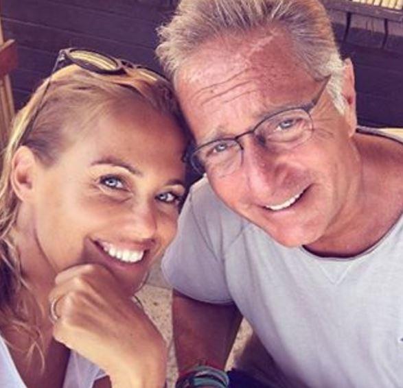 Paolo Bonolis, chi è la moglie del conduttore: Sonia Bruganelli