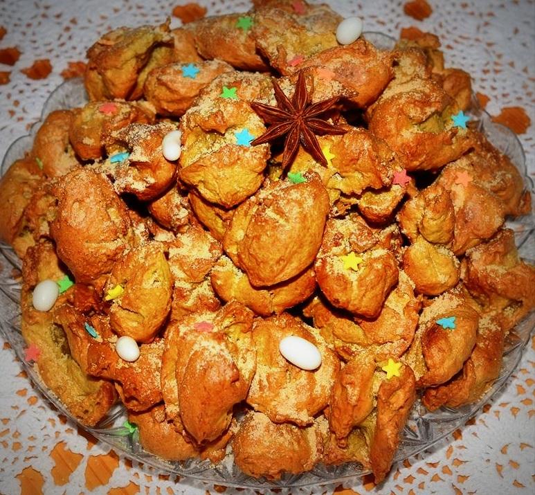 Scroccafusi... I tipici dolcetti del Carnevale Marchigiano