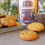 Morbidi e croccanti allo stesso tempo questi Cookies Cioccocaffè sono davvero golosissimi... con il caffè che si avverte quel tanto da creare un'aroma e un sapore unici.