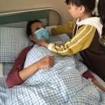 Ad 8 anni ingrassa per donare midollo osseo a madre