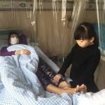 Ad 8 anni ingrassa per donare midollo osseo a madre3