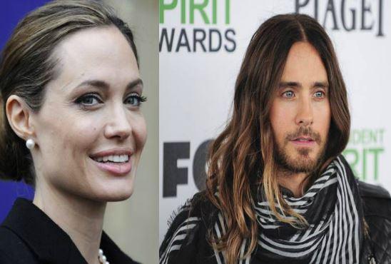 Angelina Jolie e Jared Leto nuova coppia? Il rumor che spiazza