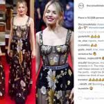 Bella Hadid, Sienna Miller sensuali: abito Dior a confronto FOTO