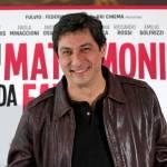 Emilio Solfrizzi: età, chi è la moglie Renata Del Turco FOTO