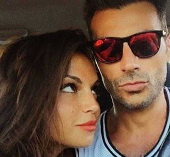 Francesca de André e Daniele Interrante si sono lasciati