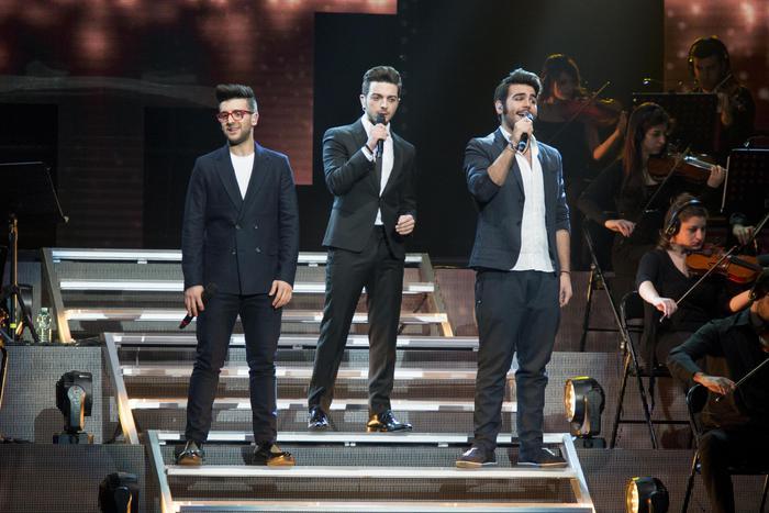 Gianluca Ginoble, Il Volo in concerto: nuove date tour Notte magica