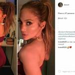 Jennifer Lopez sensuale: look esplosivo a San Valentino FOTO