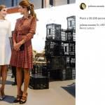 Letizia Ortiz, Nicole Kidman, Jennifer Aniston: look FOTO