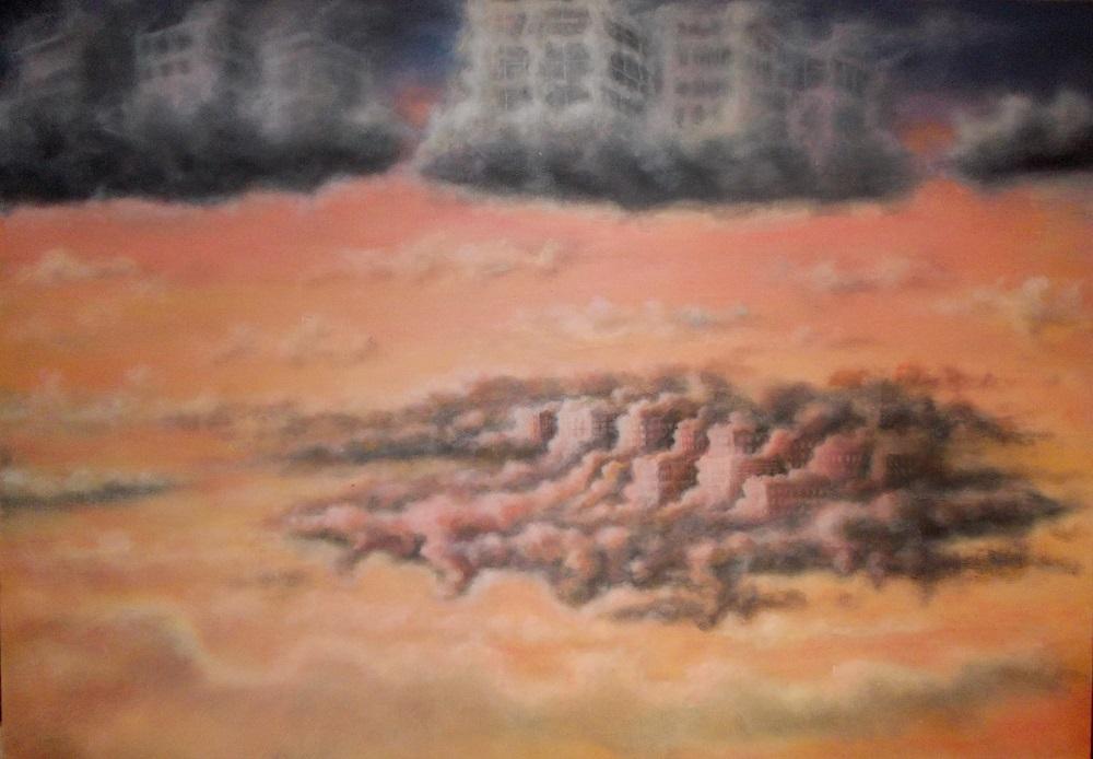 """River of Trees presenta la mostra """"città d'aria"""": a Roma dal 17 febbraio al 12 marzo"""