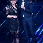 Sanremo 2017: look e stilisti terza serata FOTO