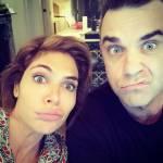 Robbie Williams sposato, moglie Ayda, età, figli FOTO