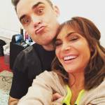 Robbie Williams sposato, moglie Ayda, età, figli FOTO 1