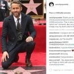 Ryan Reynolds: età, chi è la moglie, figli FOTO