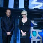 Sanremo 2017: look e stilisti seconda serata FOTO