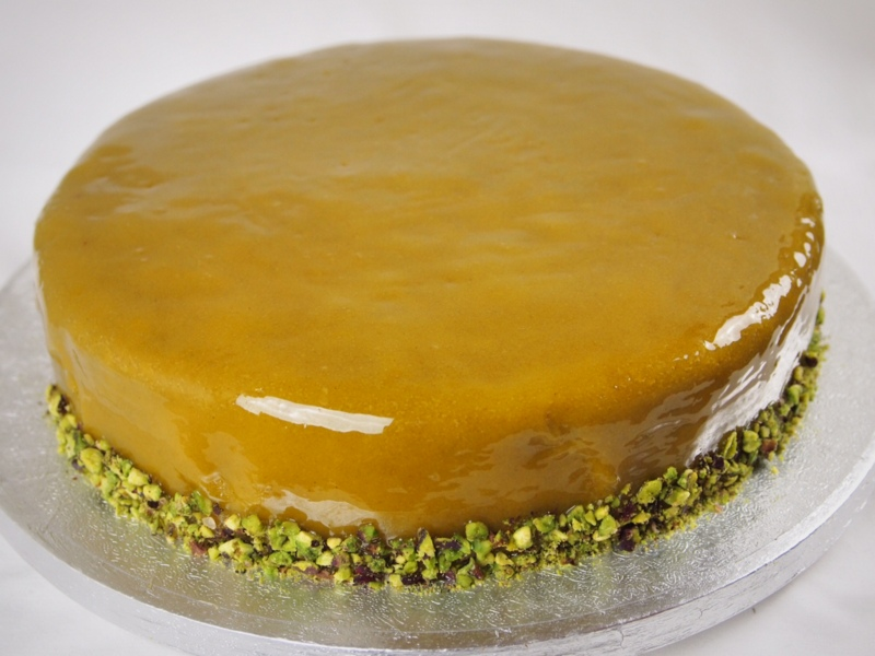 Verde - Verde il dolce tanto amato dal grande Claude Monet