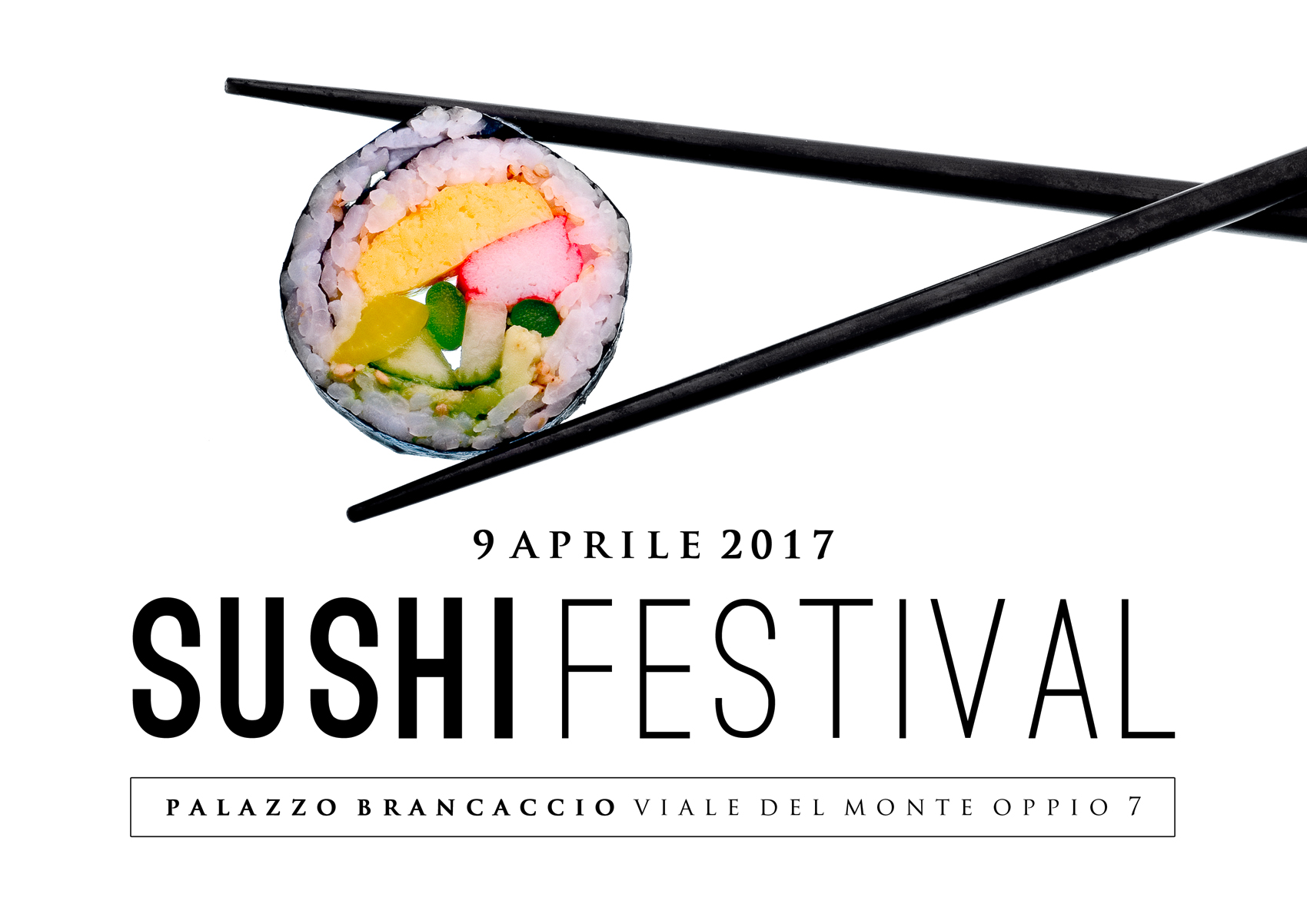 "Arriva a Roma il ""Sushi Festival"" per tutti i sushi lovers"