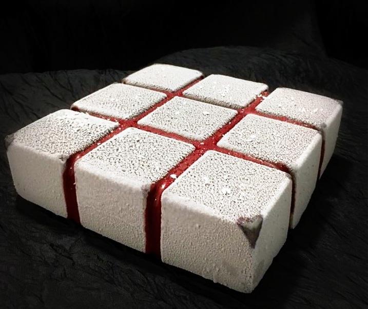 The Chocolate Block di Dinara Kasko... Quando il design si fa dolce