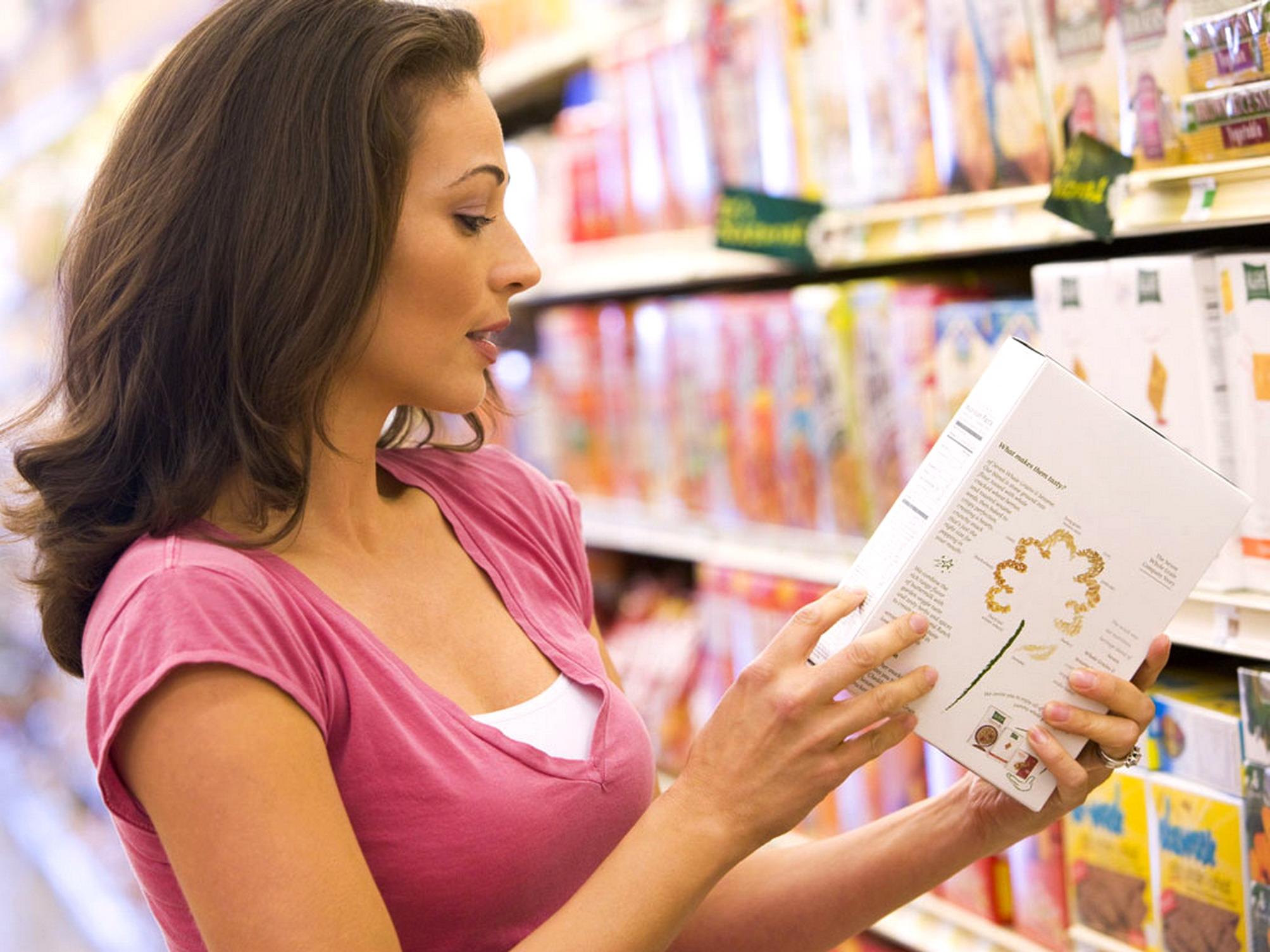"""Dieta, attenti a etichette """"light"""", """"senza"""" o """"a basso contenuto di"""""""