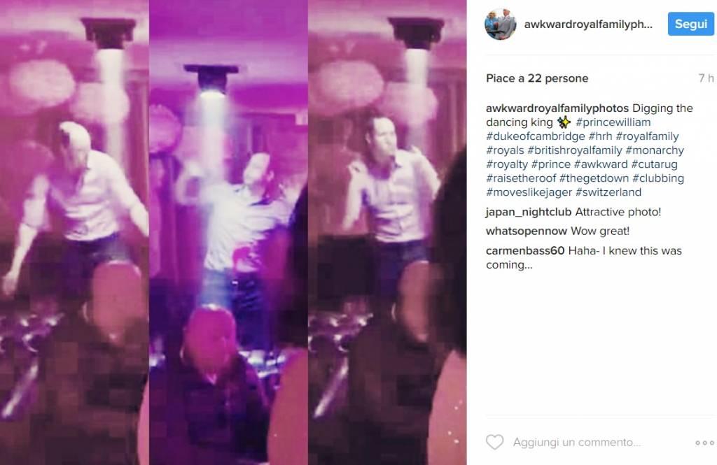 Kate Middleton umiliata: William ubriaco in discoteca VIDEO - FOTO