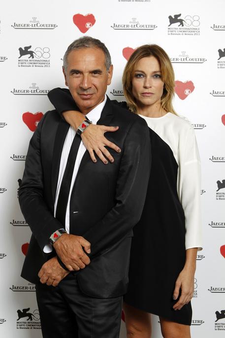 Stefania Rocca: età, chi è il marito, altezza, figli FOTO