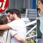 Charlotte Casiraghi bacia Dimitri Rassam: è incinta?