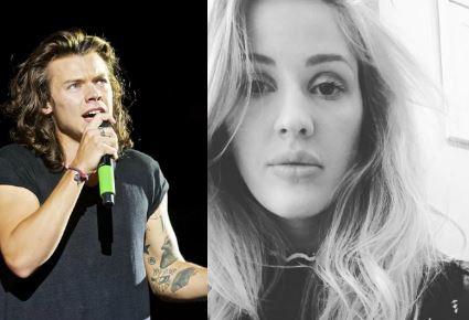 Harry Styles e Ellie Goulding hanno qualcosa in comune! Ecco cosa