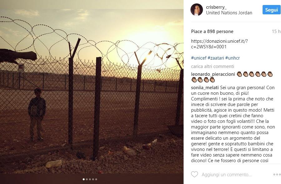 """Romina Power, figlia Cristel contro i Social: """"Iniziative..."""""""