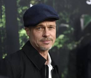 Angelina Jolie, ex marito Brad Pitt sempre più magro