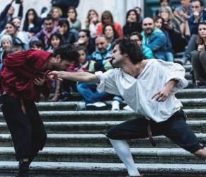 Roma: visite guidate teatralizzate per vivere la storia FOTO
