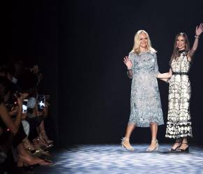 Arab Fashion Week, non solo Balestra: anche Marras e Marchesa