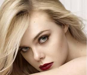 Elle Fanning nuova testimonial per L'Oreal Paris