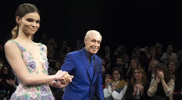 Renato Balestra ospite dell'Arab Fashion Week