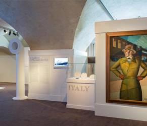 """Ferragamo in mostra a Firenze. Tema: """"Il ritorno in Italia"""""""