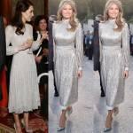Melania Trump copia ancora l'abito a Kate Middleton FOTO