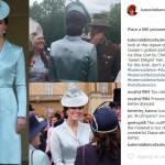 Kate Middleton: look impeccabile in azzurro ghiaccio FOTO
