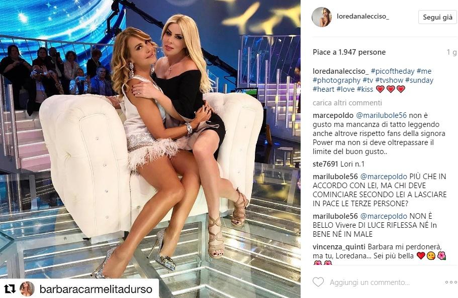"""Romina Power, Loredana Lecciso parla ancora di lei """"Il bacio..."""""""