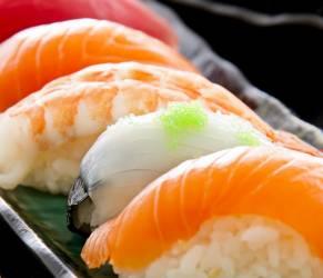 Sushi, boom di infezioni da anisakis