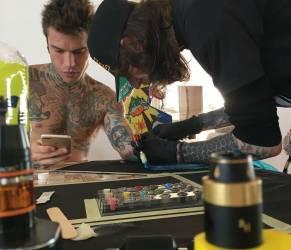 A Roma i più grandi tatuatori del mondo all'International Tattoo Expo